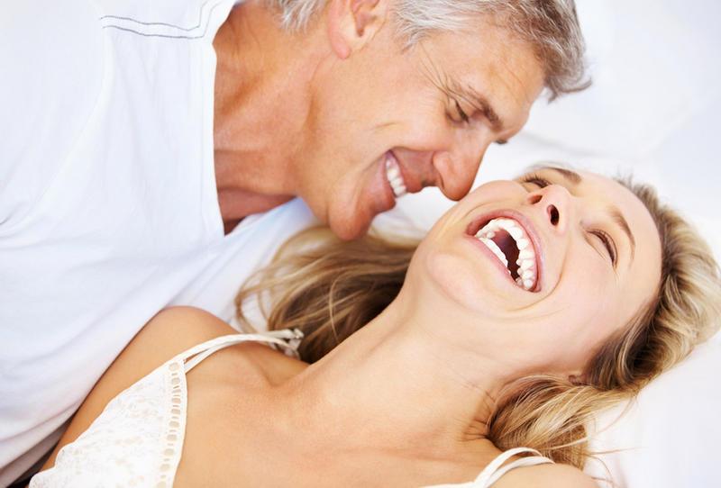 العلاقة الجنسية عند الرجل بعد سن الخمسين